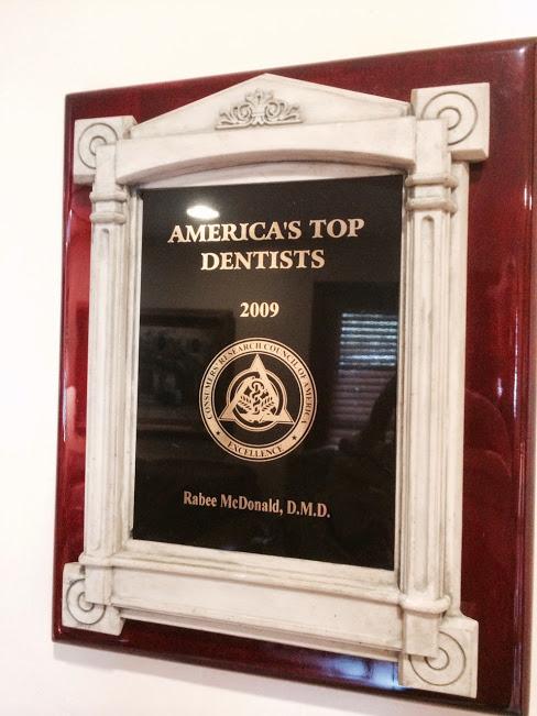 Dr. McDonald - America's Top Dentists