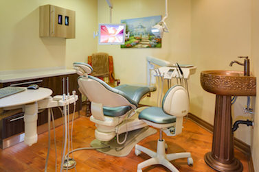 Sedation dentist office in Escondido