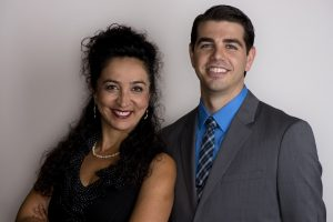 Dr. McDonald and Dr. Mallakis of Lifetime Smiles in Escondido, CA
