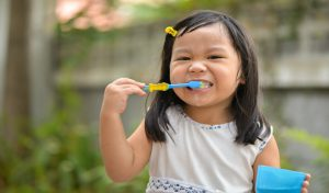 Five Creative Ways to Help Children Brush their Teeth