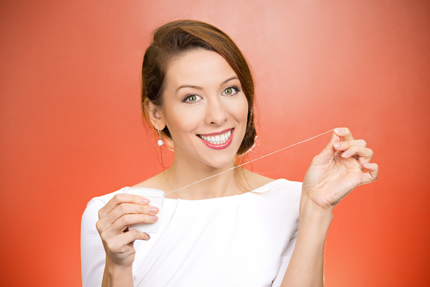 What is the Correct Way to Floss?