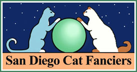 Check out up to 450 Exotic Cats at the San Diego CFA Cat Show