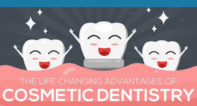 The Life Changing Advantages of Cosmetic Dentistry