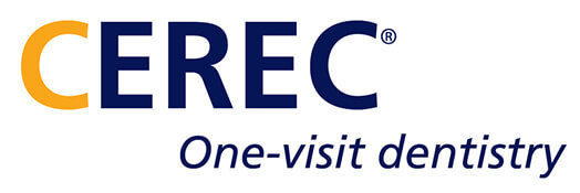 CEREC one visit crowns badge
