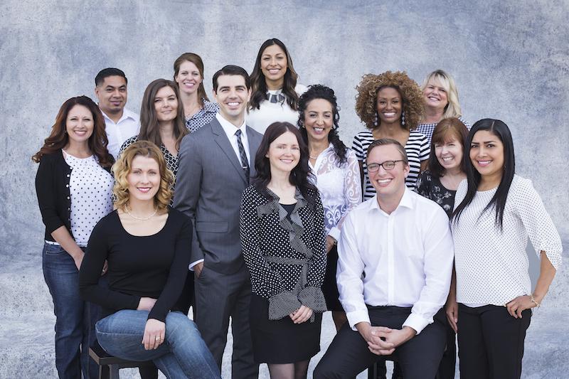 Lifetime Smiles Dentists Escondido Team